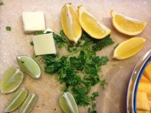 Lemon, Lime & Cilantro
