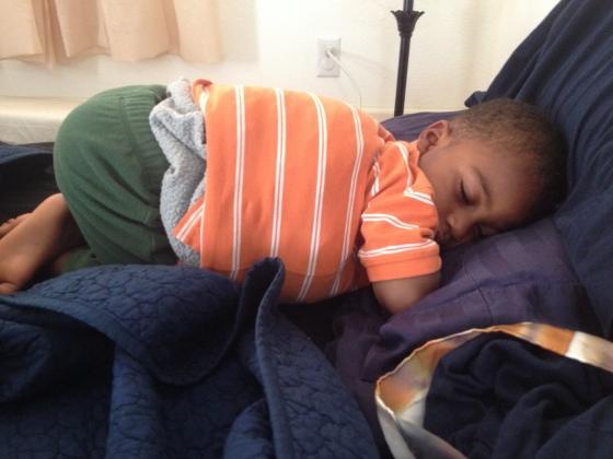 Hallmark's Nap Position