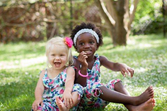 S. Randall Photography Girls