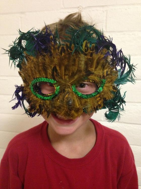 Festive Mask